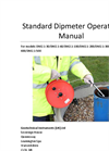 Standard Dipmeter Plastic Dipmeter for Groundwater Monitoring - Operating Manual
