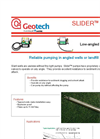 Slider Pump for Reliable Pumping in Angled Wells - Datasheet