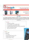 Geotech G100 Portable CO2 Analyser - Datasheet