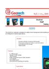 Geotech G 200 Portable N2O Gas Analyser Datasheet