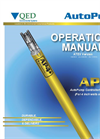 Geotech AP4+ Pneumatic Positive Air Displacement Pump - Operating Manual
