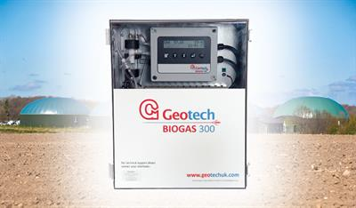 Geotech - Model BIOGAS 300 - Fixed Biogas Analyser