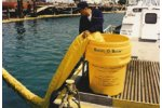 Barrel-O-Boom - Portable Oil Spill Containment System For Harbors & Rivers