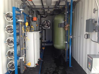 GR8 Water - Containerized Systems