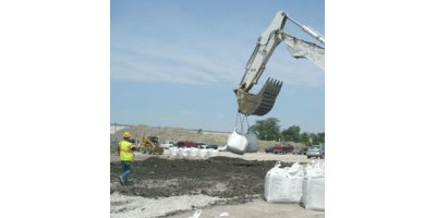 Blastox - Model 215 - Calcium Silicate Based Additive Fine Granular for Soil Remediation