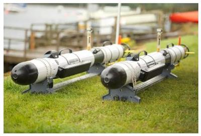 Model Iver3 - Standard Autonomous Underwater Vehicles (AUVs)