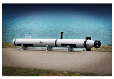 Model Iver4 PW - Autonomous Underwater Vehicles (AUVs)