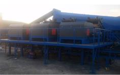 Jiarun - Model ECS900 - Waste Metal Recycling System for Copper Aluminum and Iron