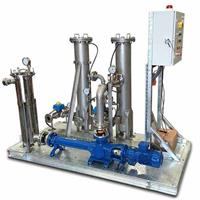 Ultraspin - Model Heavy Duty HS - Oil Water Separator System