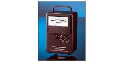 Model 311 Series - Portable Oxygen Analyzers