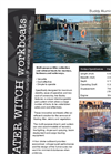Water Witch - Model 6m - Buddy Aluminium Catamaran Datasheet