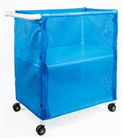 Phillips Safety - Model 2 - MRI-Safe Shelf Mobile Linen Cart