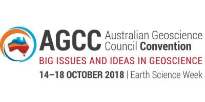 The Australian Geoscience Council Convention, AGCC - 2018