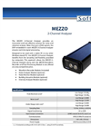 Mezzo - 2-Channel Analyzer Brochure