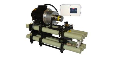 AQSep - Model WM4800E - Small Water Desalination Systems