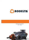 Rodelta RGH, RGV (BB4) Multistage Centrifugal Pump - Brochure