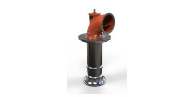 Rodelta - Model BHA (VS3) - Vertical Turbine Pumps with Axial Single Stage Impeller