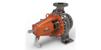 Rodelta Pumps - Model CNP (OH1) - Overhung End Suction, Volute Casing, Radially Split Pump