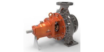 Rodelta - Model CNP (OH1) - Over Hung End Suction, Volute Casing, Radially Split Pump