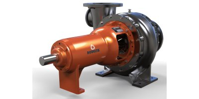 Rodelta - Model SHL (OH1) - Horizontal End Suction Type, Single Stage and Single Suction Pumps