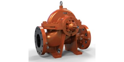 Rodelta - Model DSM (BB1) - Horizontal Axially Split Casing, Two Stage, Single Suction, Single Volute Type Pumps