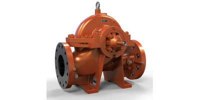 Rodelta - Model i-HT (BB1) - Horizontal Split Case Single/Double Stage Centrifugal Pumps
