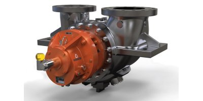 Rodelta - Model KBSD (BB2) ACC API 610 - Bearing Pump, Single Stage, Double Suction Impeller Pump