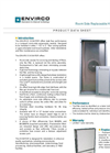 Envirco - Model RSR - Ducted Ceiling Module (DCM) Brochure