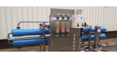 Reverse Osmosis System (RO)