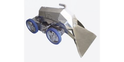 Model ADX-TNR - Remote Operated Vehicle for Nuclear
