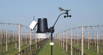 Auroras - GPRS Weather Station