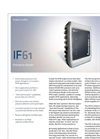 Model IF61 - RFID Reader Brochure