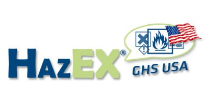 HazEX - Version GHS USA - Software for the Creation & Distribution of Safety Data Sheets
