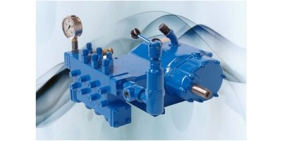 Rostor - Model 345 Series - High Pressure Pumps