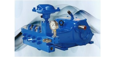 Rostor - Model 3150 Series - High Pressure Pumps
