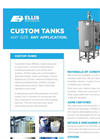 Custom Tanks Brochure