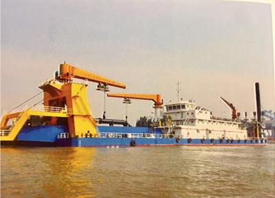 Cutter Suction Dredger - Model HID-CSD 7525 - China big size cutter suction dredger