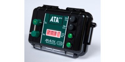 Analox - Model ATA Pro - Trimix Analyser System