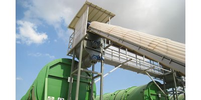 Organic Wastes and Sludge Treatment Closed and Automatic Systems