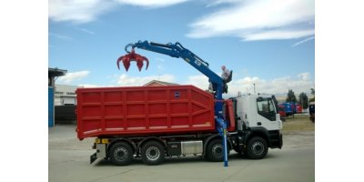 Gervasi Ecologica - Hook Lift Bodies