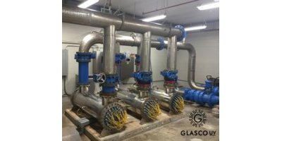Glasco - Model IL-DW and SUN Series - Municipal Drinking Water Unit