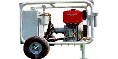 Diesel or Electric Powered Hydraulic Power Packs