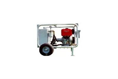 Oil Stop - Diesel or Electric Powered Hydraulic Power Packs
