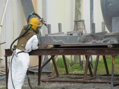 Industrial Blasting and Industrial Painting Services