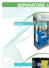 Model A-3500 - Self-Cleaning Automatic Sludge Discharge System and Separator Brochure