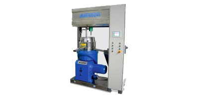 Amenduni - Model A-3500 - Self-Cleaning Automatic Sludge Discharge System and Separator