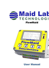 FlowMaid - Small Open Channel Flow Meter Manual