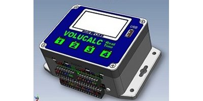 Volucalc - Model RT - Variable and Constant Speed Pump Flowmeter