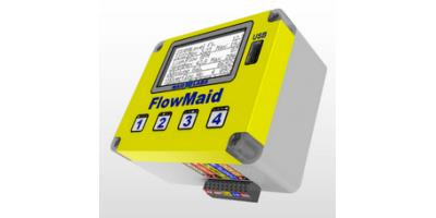 FlowMaid - Small Open Channel Flow Meter
