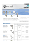 BeadedStream Solar Radiation Shields - Brochure